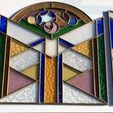 Stained glass 28-2