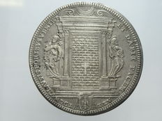 Papal State – Piastre, 1675, Clement X – silver