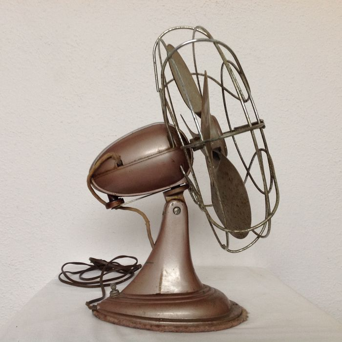 Old fan - Westinghouse - USA - Approx. 1950s/60 - Catawiki