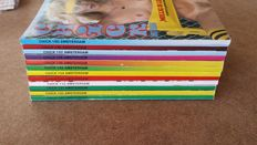 Pornography; Lot of 12 issues by Chick Amsterdam - 1983/1984 / 1983
