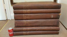 The Manchester Guardian - 6 volumes - 1898/1920