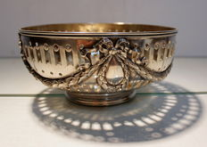 Silver basket, imported into Austria-Hungary, 1891-1901