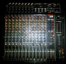 Tascam mixer M 1016 16 ch analogico 1990