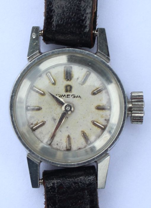 Neat Omega women's watch from the 1960s (dress watch)