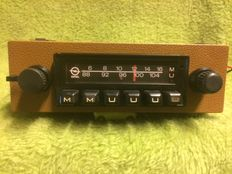Rare properly playing stereo Opel M and FM radio - S-37136 - 1970s
