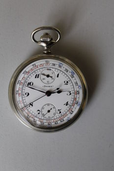 Doxa - Stopper Pocket Watch