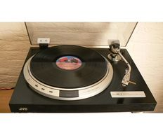 JVC QL 7 turntable (UA-5045) full - like new with papers