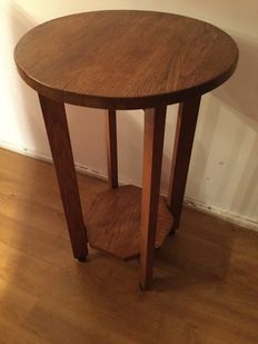 Amsterdam School occasional table