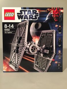 Star Wars - 9492 - TIE Fighter