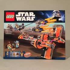 Star Wars - 7962 - Anakin's & Sebulba's Podracers