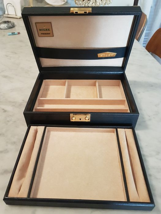 Rolex – Watch box / Jewellery box