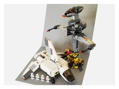 Star Wars - 7659 + 6208 - Imperial Landing Craft + B-wing Fighter
