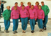 Nationale Selectie Allround Dames 1987/1988