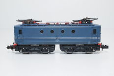 Trix N - 2933 - E-locomotive series 1100 of the NS