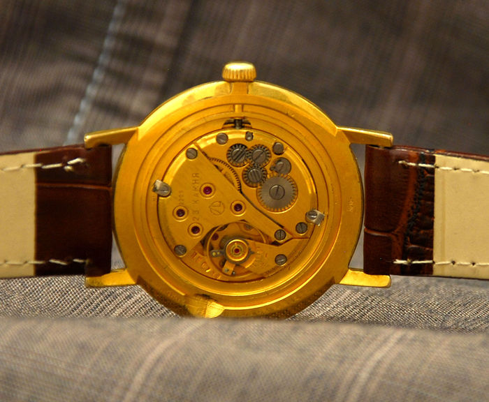 Luch 23 jewels mens watch 1960 70 Catawiki