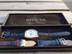 Invicta Speciality gift set – Men's wristwatch – 2017