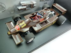 Minichamps - Scale 1/18 - Lotus Ford 79 Formula 1 - #31 Hector Rebaque - 1979