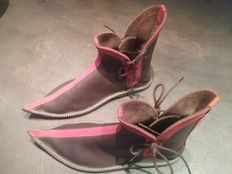 Shoes (reproduction) medieval leather size 40