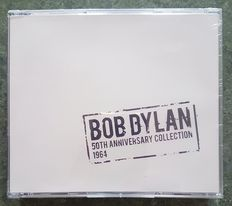 "Bob Dylan   ""50th Anniversary Collection 1964""  BOX 6 CDs"