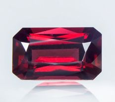 Red spinel – 1.81 ct.