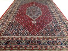 Indo Bidjar – 402 x 302 cm – oversized carpet in very beautiful condition.