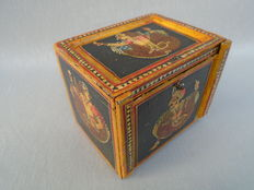 Jewellery or Spice Box - Rajasthan, India - late 19th century