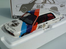 Minichamps - Scale 1/18 - BMW M3 (e30) WTCC #46 - 1987