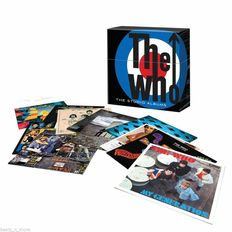 The Who Studio Albums Collection
