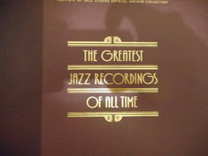 4 Boxset Of 4 x LP The Greatest Jazz Recording Of All Time