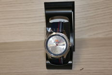 Red Bull F1 watch - Quartz - Stainless steel cabinet with fabric strap
