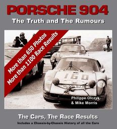 Porsche 904 Book by Philippe Olczyk