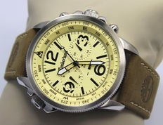 Timberland Men's Chronograph - Men's Wristwatch - Unworn