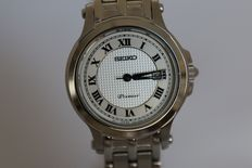 Seiko Premier, SXDE01P1, 7N82, 0GV0, ladies' wristwatch, 2010