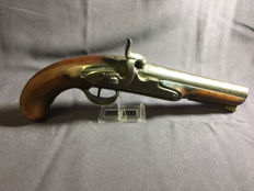 Henock Rider pistol/about early 1800