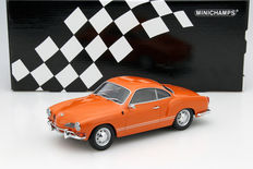 Minichamps - Scale 1/18 - Volkswagen Karmann Ghia Coupé 1970