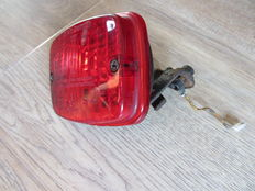 Porsche 911SC rear fog lamp