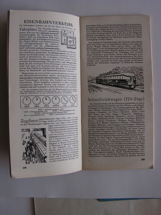 Lot With 11 German Traffic Books 19201939 Catawiki
