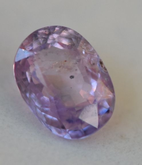 Sapphire - Pink - 3.30carats