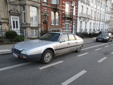 Citroen - CX 25 RD TURBO - 1986