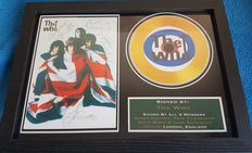 The Who - Framed Record