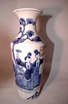 Porcelain vase - China - 19th century