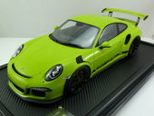 Check out our Spark Porsche Industry - Scale 1/12 - Porsche 911 (991) GT3 RS - 2015 Light green