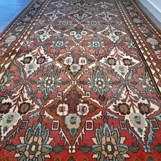 Unique semi-antique Persian Bakhtiar carpet - 310 x 160 - collector's item