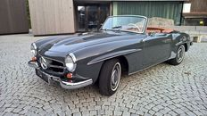Mercedes-Benz  - 190 SL W121 - 1961