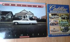 Cadillac - 2 Books - Cadillac Almieri - Cadillac Standard of Excellence