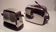 Two original American toasters - 50-60s
