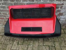 Porsche 930 Turbo spoiler whale tail - 1974-1976