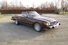 Mercedes Benz - 450 SL roadster - 1978