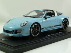 GT-Spirit Porsche Industry - Scale 1/18 - Porsche 911 (991) Targa 4S - 2015 Netherlands Edition 50 Years Targa