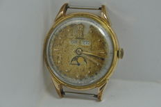 Omega Cosmic Moonphase Triple Date 80 Microns Gold Plated - 1950s